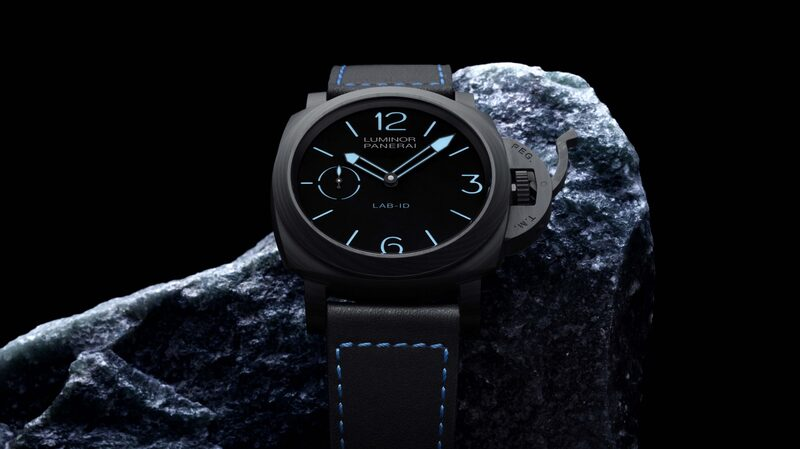 Introducing: The Panerai Lab-ID Luminor 1950 Carbotech 3 Days In 49mm, A Lubricant-Free Watch With A 50-Year Guarantee