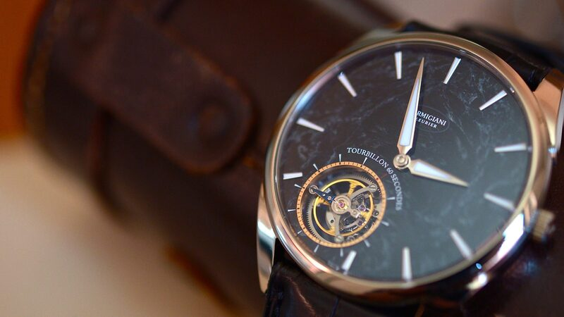 Introducing: The Parmigiani Fleurier Tonda 1950 Tourbillon