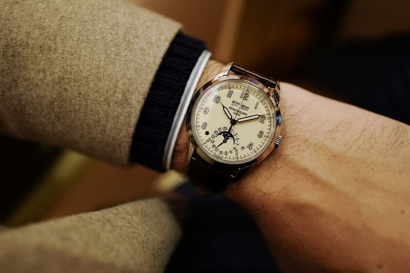 Introducing: The Patek Philippe 5320G (Live Pics & Pricing)
