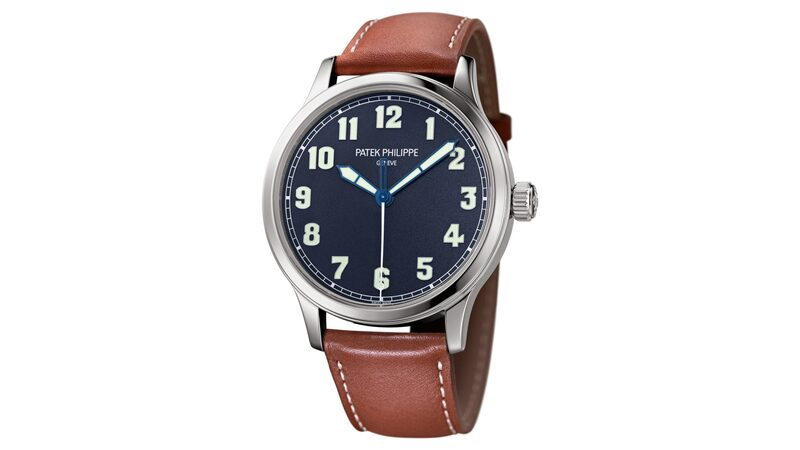 Introducing: The Patek Philippe 5522A Limited Edition Pilot's Calatrava