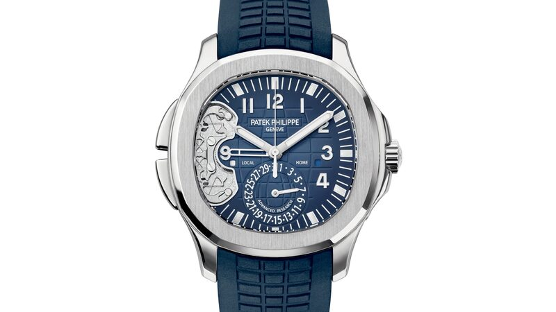 Introducing: The Patek Philippe Aquanaut Travel Time Ref. 5650G Advanced Research