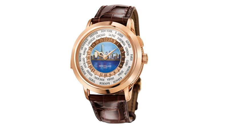 Introducing: The Patek Philippe Reference 5531R World Time Minute Repeater New York 2017 Special Edition, Chiming The Selected Local Time (A World First)