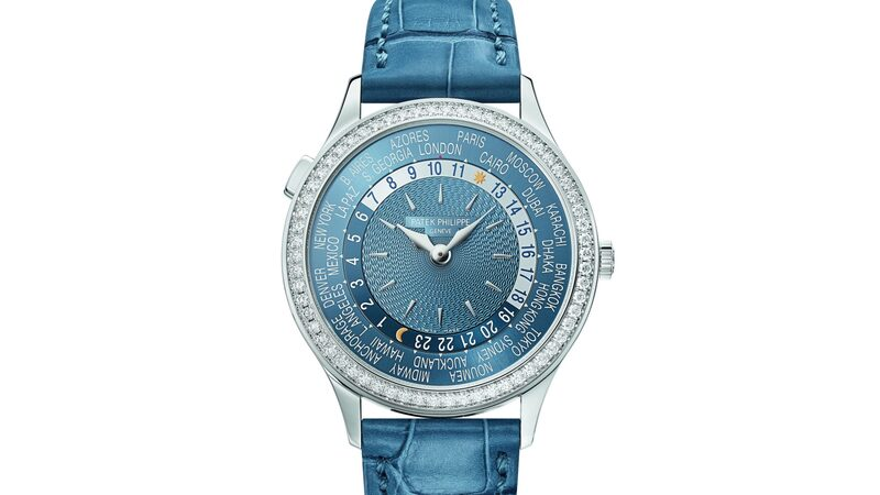 Introducing: The Patek Philippe Reference 7130 Ladies' World Time In A New Color