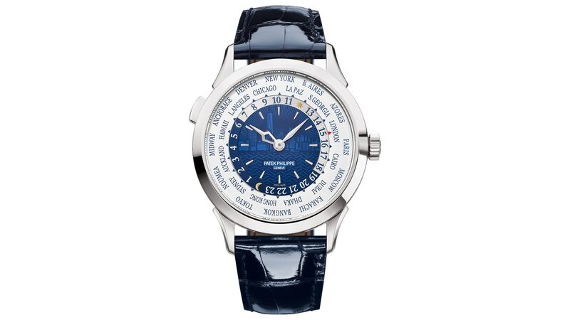 Introducing: The Patek Philippe World Time Ref. 5230G New York 2017 Limited Edition