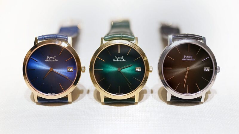 Introducing: The Piaget Altiplano Automatic With Date, Going Back To The Roots Of Piaget (Live Pics + Pricing)