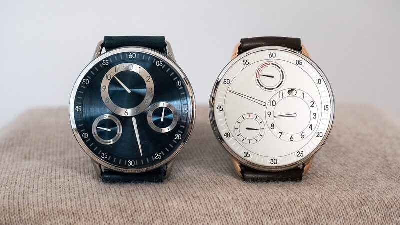 Introducing: The Ressence x Mr Porter Type 1 MRP, In Titanium And Rose Gold