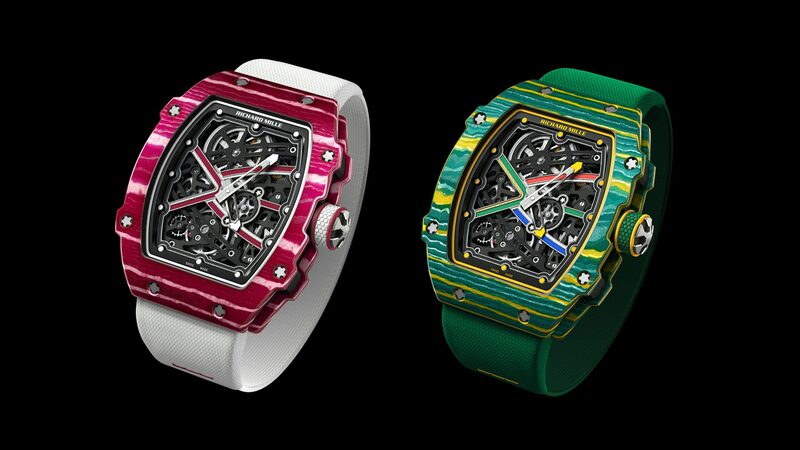 Introducing: The Richard Mille 67-02 Sprint And High Jump