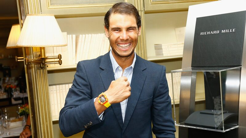 Introducing: The Richard Mille RM 27-03 For Rafael Nadal