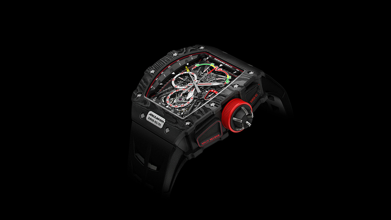 Introducing: The Richard Mille RM 50-03, The Lightest Split-Seconds Chronograph Ever Made