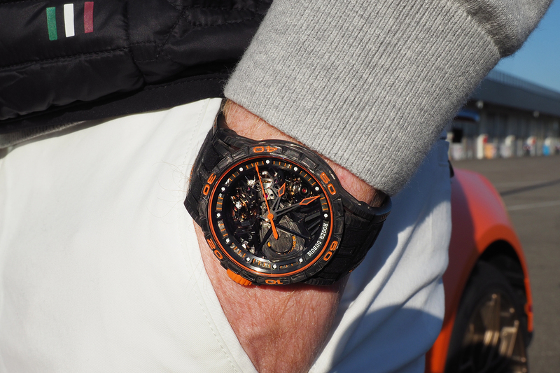 Introducing: The Roger Dubuis Excalibur Aventador S (Live Pics & Pricing)