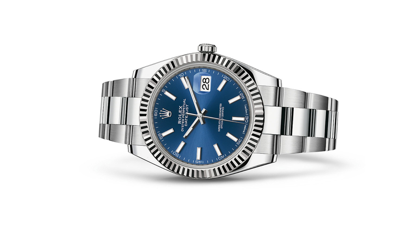 Introducing: The Rolex Datejust 41, Now In Stainless Steel With The Reference 126334