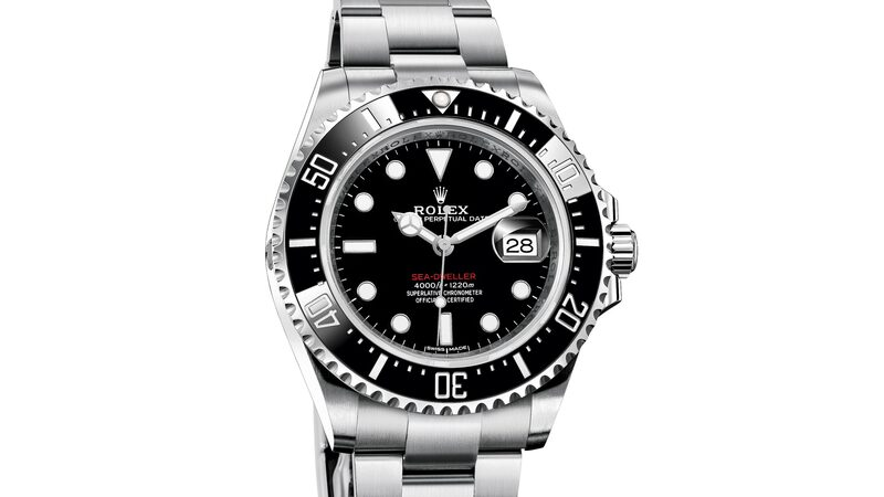 Introducing: The Rolex Oyster Perpetual Sea-Dweller Ref. 126600
