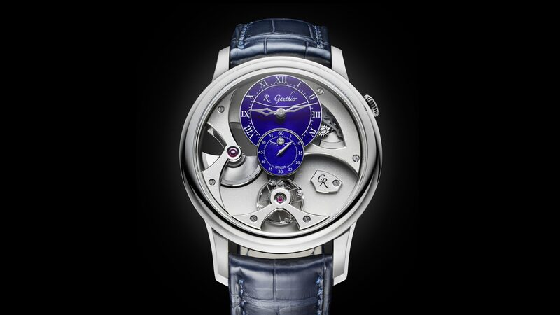 Introducing: The Romain Gauthier Insight Micro-Rotor