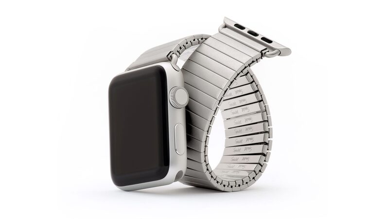 Introducing: The Speidel Twist-O-Flex Bracelet For Apple Watch