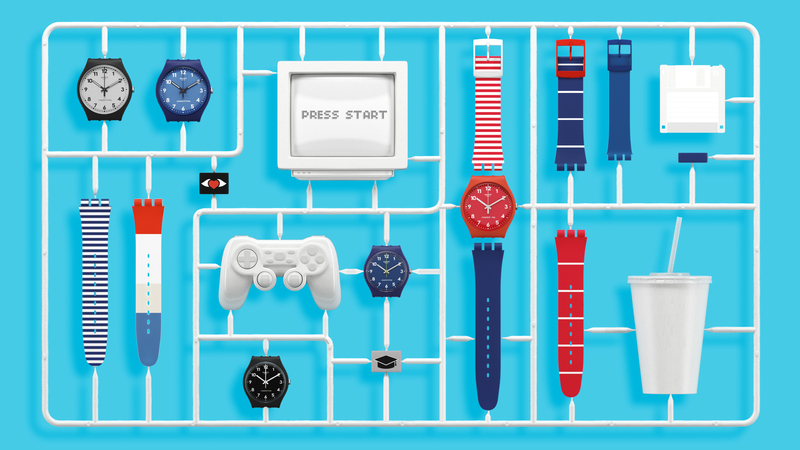Introducing: The Swatch X You Lets You Design Your Own Custom Swatch