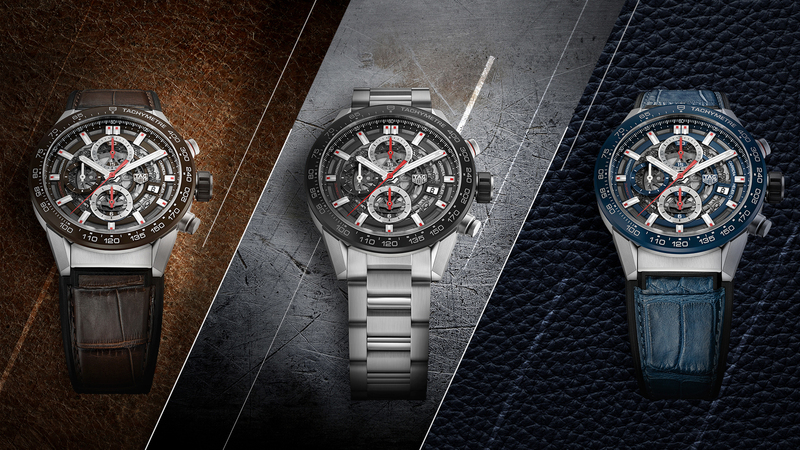 Introducing: The TAG Heuer Carrera Heuer-01 43mm, A Familiar Watch In A (Slightly) Smaller Size