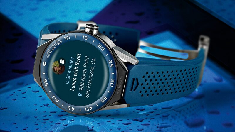 Introducing: The TAG Heuer Connected Modular 45, The Company's First 'Swiss Made' Smartwatch