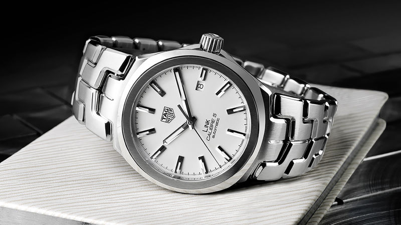 Introducing: The TAG Heuer Link