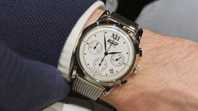 Introducing: The Tissot Heritage 1948 Chronograph (Live Pics & Pricing)