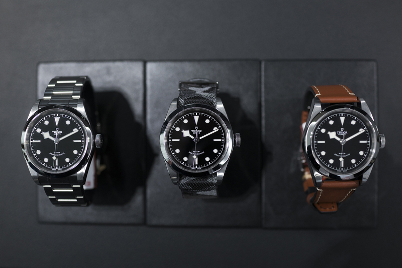 Introducing: The Tudor Heritage Black Bay 41 (Live Pics & Pricing)