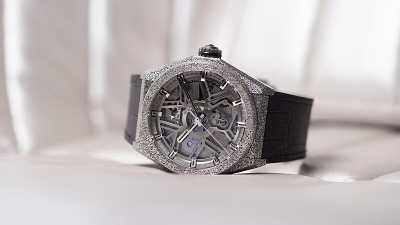 Introducing: The Zenith Defy Lab, With A Revolutionary New Oscillator System (Exclusive Live Photos)