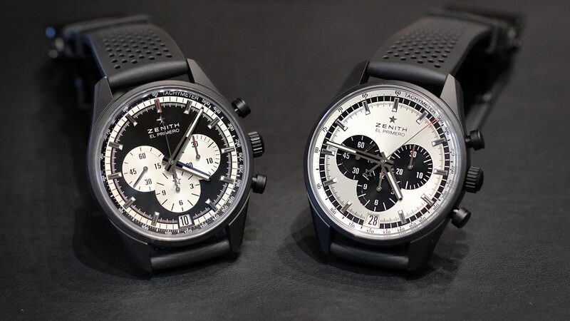 Introducing: The Zenith El Primero 36,000 vph, Or The Return Of The Panda (Live Pics + Details)