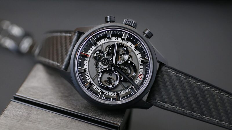 Introducing: The Zenith El Primero Skeleton, An All-Ceramic Chronograph Powered By A Classic Caliber