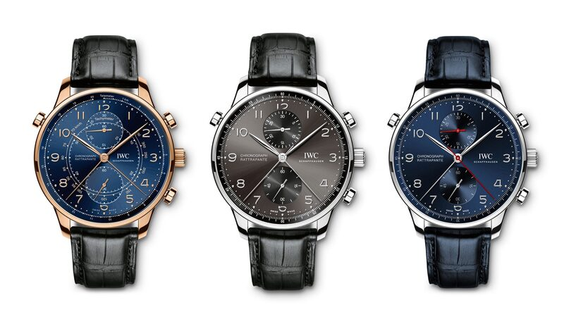 Introducing: Three New Split-Second Chronographs From IWC (For The First Time Since 2006)
