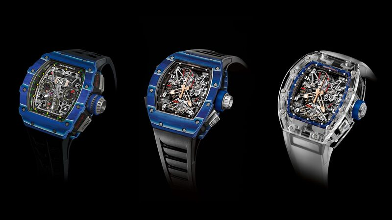 Introducing: Three Richard Mille Watches Celebrating The Motorsports Career Of Jean Todt