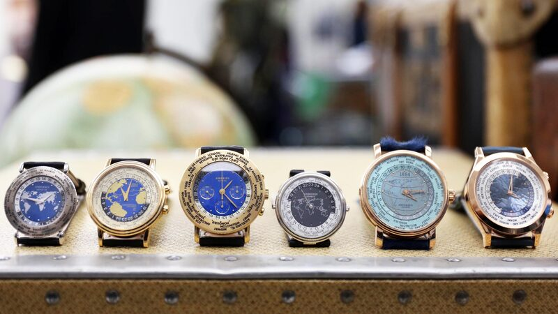 Just Because: Every Andersen Genève Worldtimer (And A Custom Worldtime Chronograph), Together In One Room