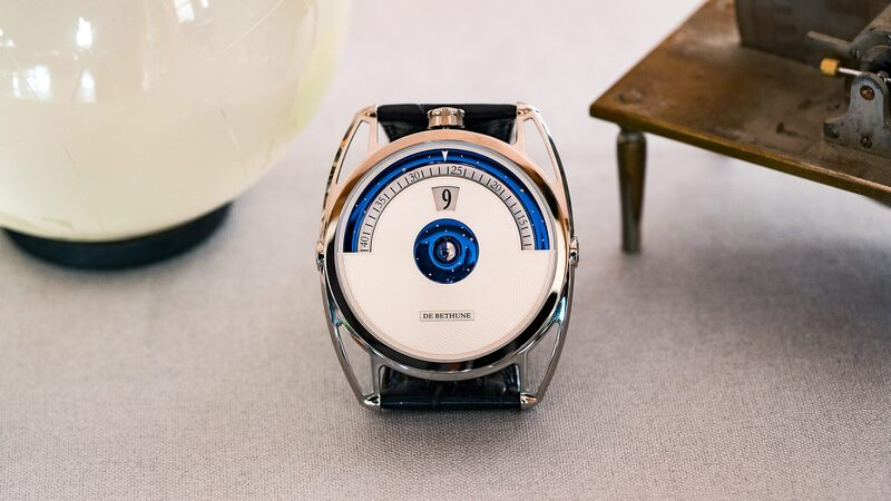 Just Because: The De Bethune DB28 Digitale