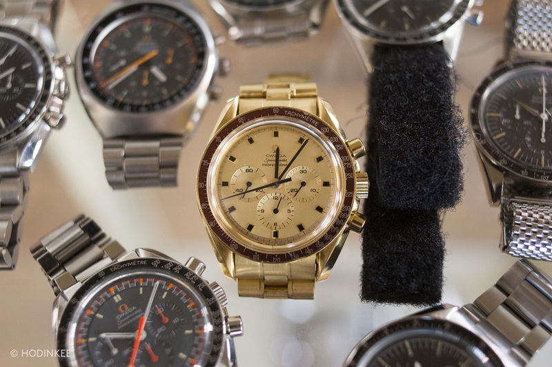 Live Video Archive:  And Omega Celebrate The 60th Anniversary Of The Omega Speedmaster