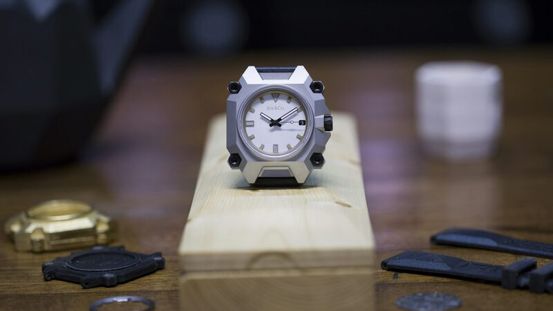 MakerBot Founder Bre Pettis Launches A Watch Company Based In The Brooklyn Navy Yard (VIDEO)