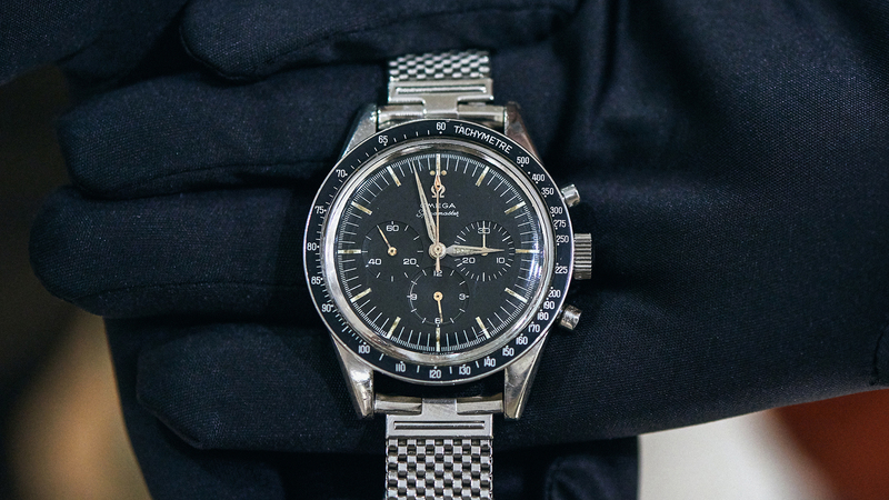 Photo Report: A Selection Of The Omega Museum's Private Collection