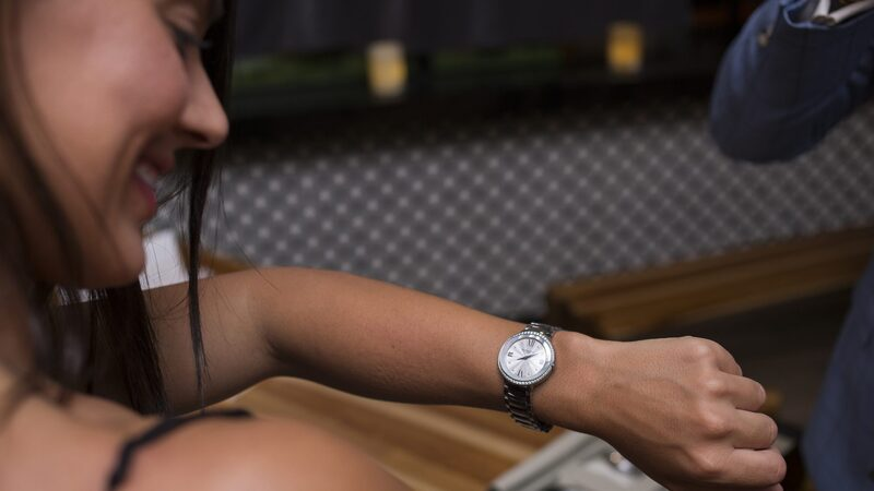 Photo Report: An Evening With Baume & Mercier In New York City
