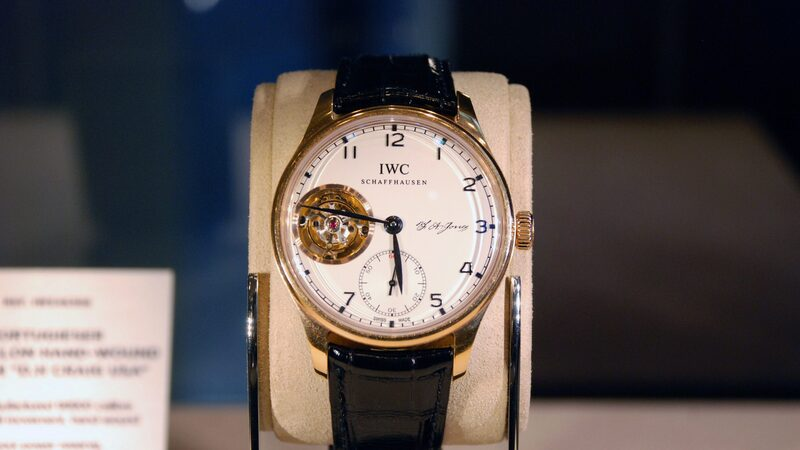 Photo Report:  And IWC Celebrate The Portugieser Hand-Wound Tourbillion Edition 'D.H. Craig USA' In New York