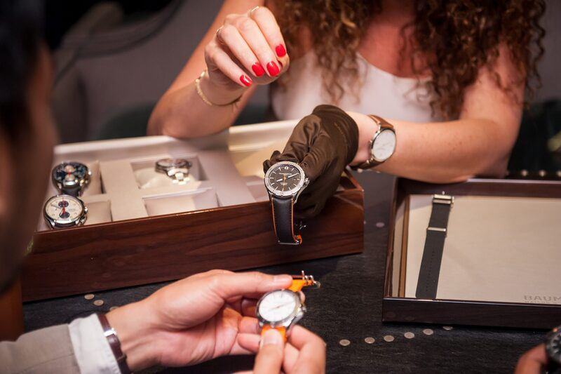 Photo Report: Celebrating The Clifton Club With Baume & Mercier In Los Angeles (And How To Join Us In New York City)