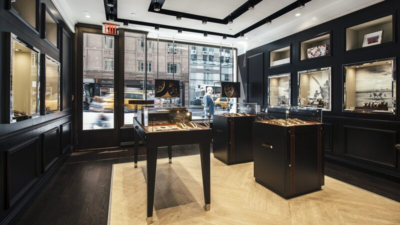 Photo Report: Inside The New Bremont Boutique On Madison Avenue