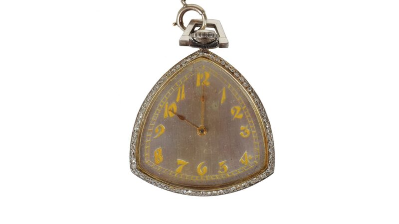 Recommended Reading: Al Capone's Pocket Watch Goes For $84,375 At Auction