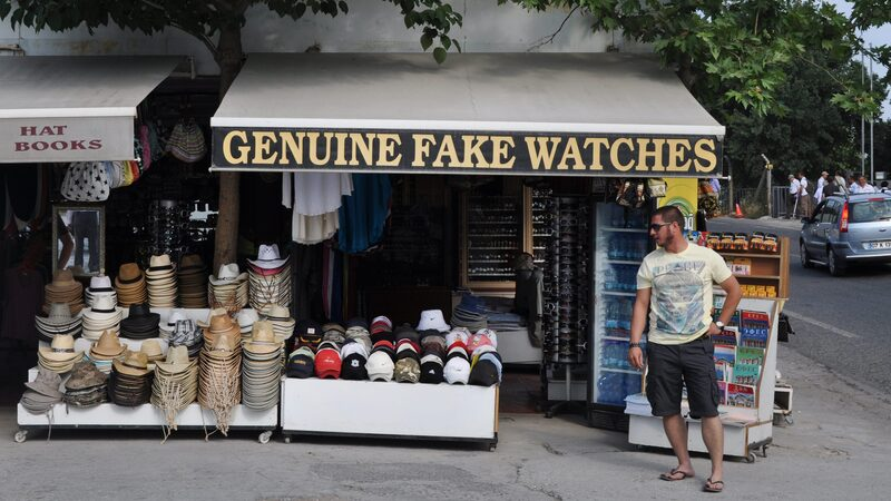 Recommended Reading: Can You Guess How Many Fake Watches Were Seized Last Year?