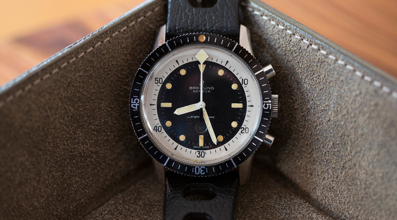 Recommended Reading: The Detailed Story Of The Breitling SuperOcean