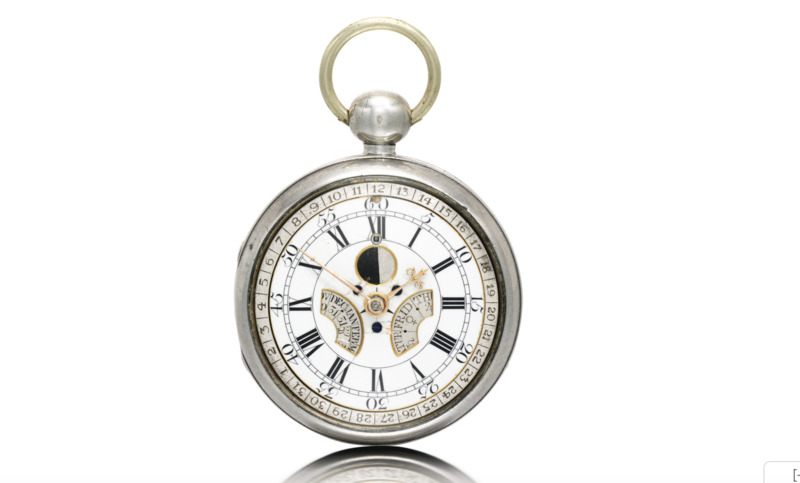 Something To Consider: Patek Philippe Bought The First Perpetual Calendar Watch In History For Less Than They Charge For Any Of Their Current Perpetuals, Because Nobody Else Was Paying Attention