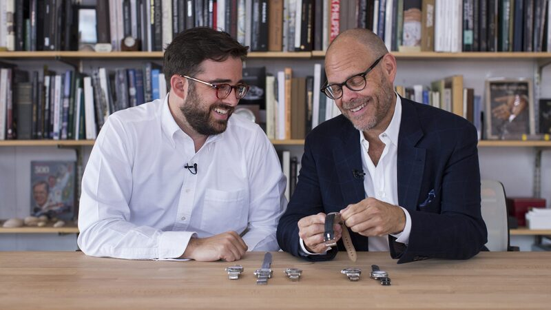 Talking Watches: With Alton Brown