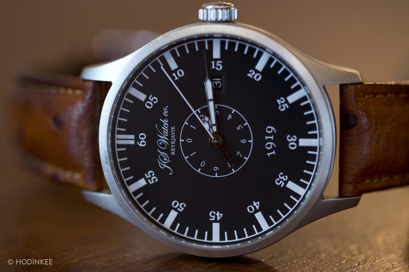 Talking Watches: With Brad Farmerie