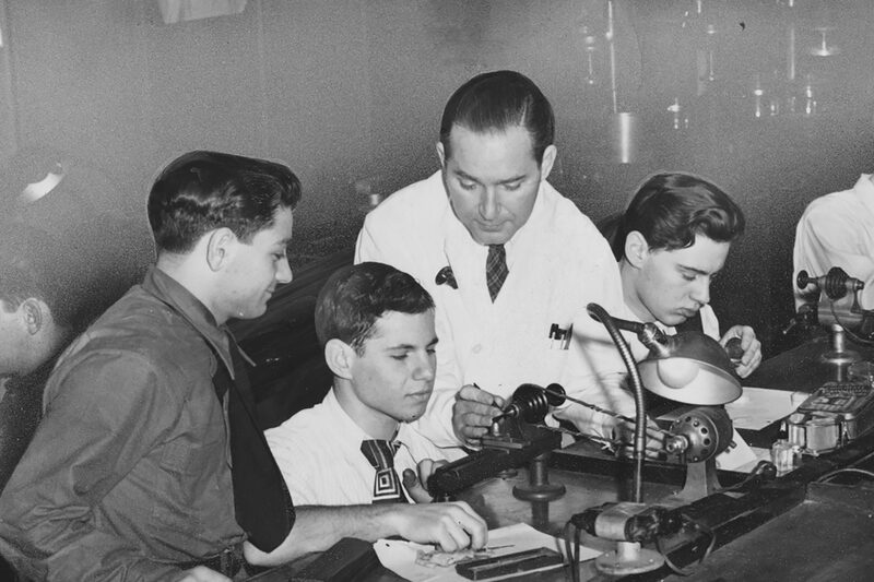 The Horological Society of New York Introduces The Henry Fried Scholarship For Watchmaking