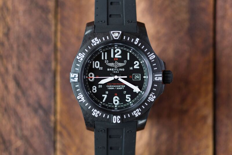 The Value Proposition: The Breitling Colt Skyracer