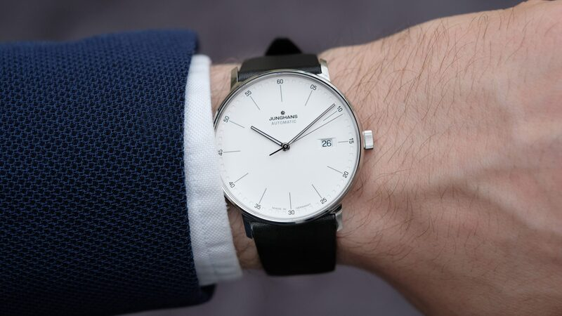The Value Proposition: The Junghans Form A