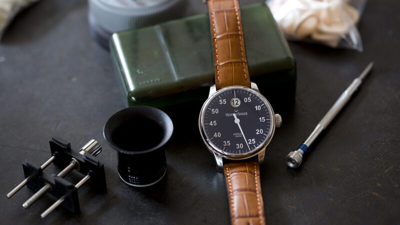 The Value Proposition:  The Meistersinger Salthora Meta Jump-Hour – Single Handed Serenity