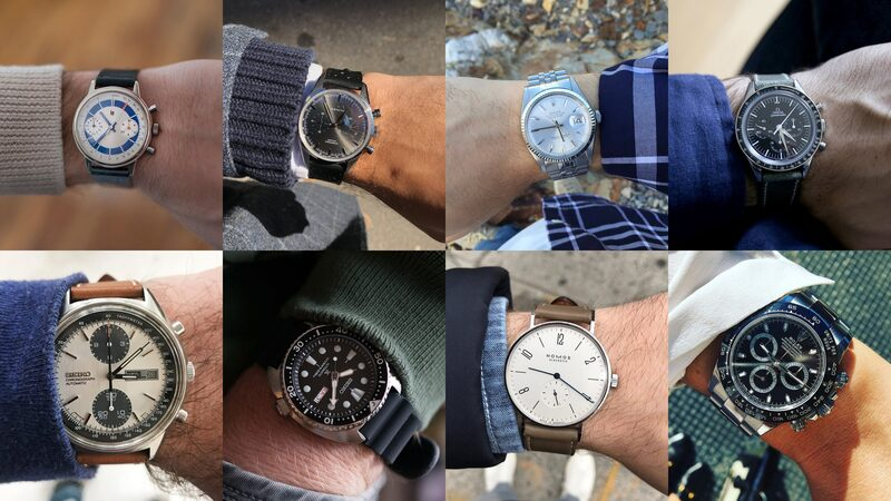 The Watch I Wore The Most In 2016, By Members Of The  Team