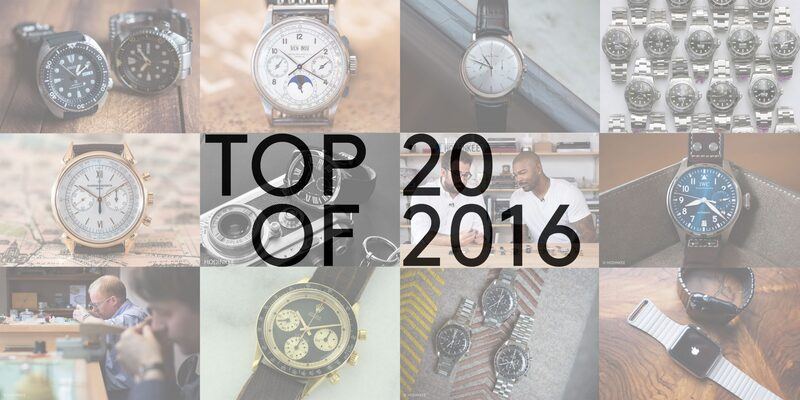 The Year In Review: The Top 20 Most Popular  Posts Of 2016